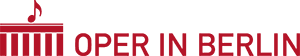 Logo Oper in Berlin