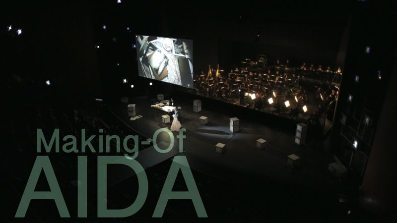 Aida – The Making-Of